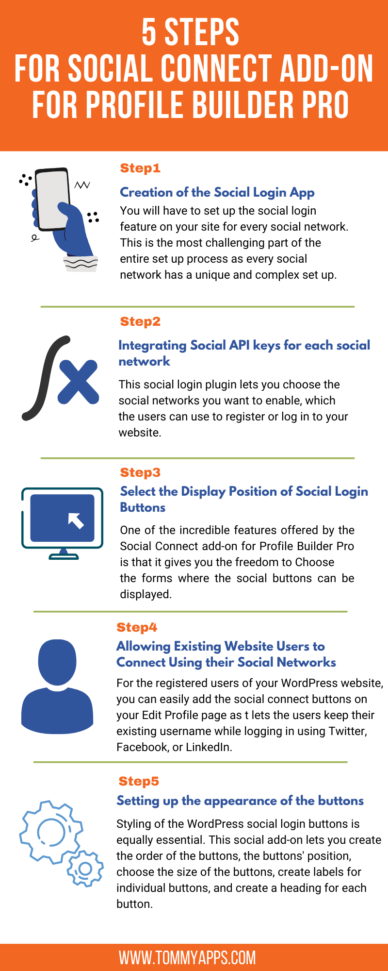 social connect add on