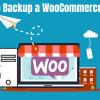 Backup a WooCommerce Store