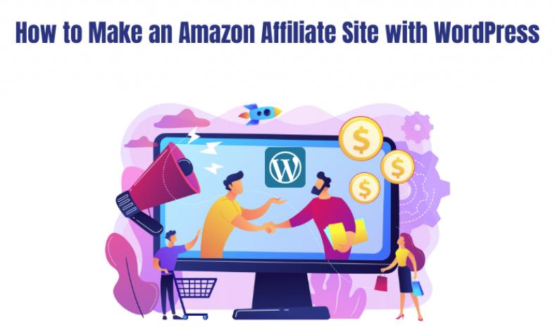 Amazon Affiliate Site with WordPress
