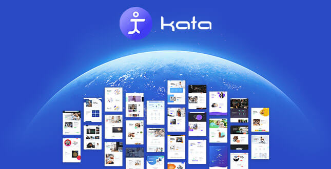 Kata Free wordpress themes