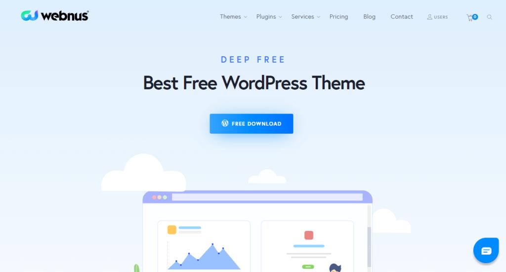 deep-wordpress-theme