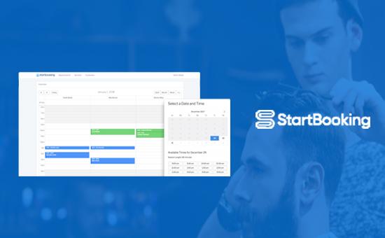 start-booking-wordpress-appointment-booking-plugins
