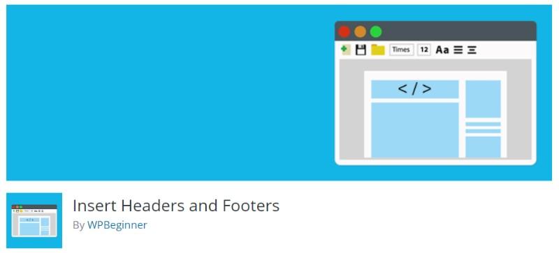 Insert-Headers-and-Footers-wordpress header plugin
