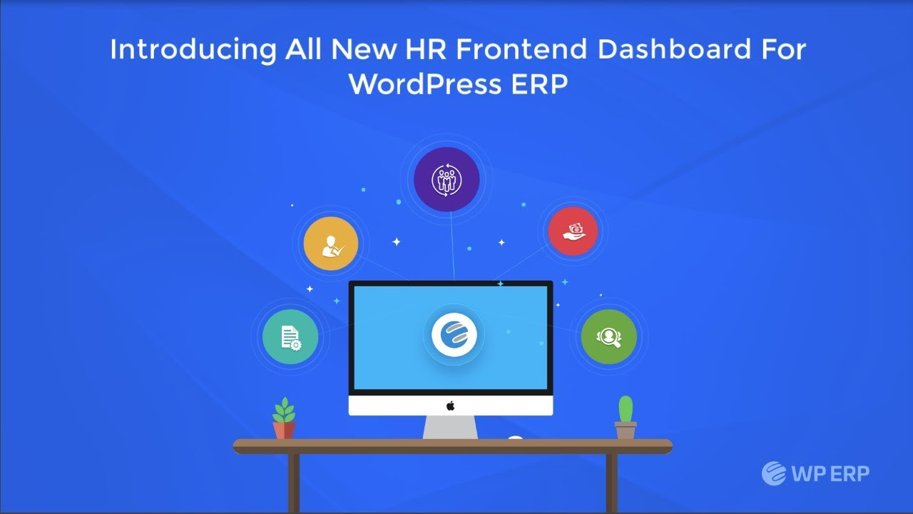 WP ERP WordPress CRM Plugin