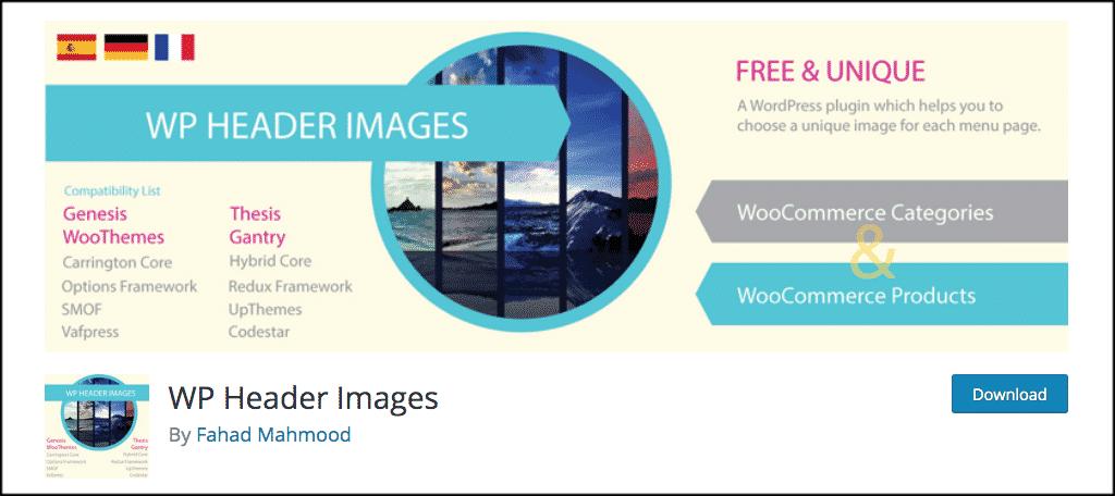 WP-Header-Images-Plugin